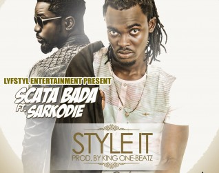Scata Bada – Style It ft Sarkodie(Prod By King One Beatz) _ musicafriagh.Com.jpg
