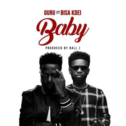 Guru-ft-Bisa-Kdei-My_Baby-Musicafriagh.com