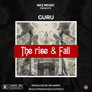 Guru-The-Rise-Fall-Prod.by-Mrherry-Musicafriagh.com