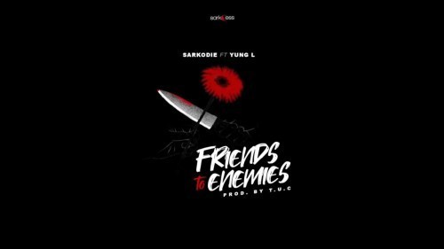 Sarkodie-ft-Yung-L-Friends_To_Enemies-Musicafriagh.com