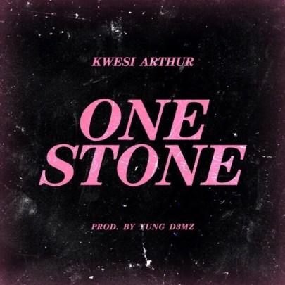 Kwesi-Arthur_One_Stone-Prod.by-Yung-D3mz-Musicfriagh.com
