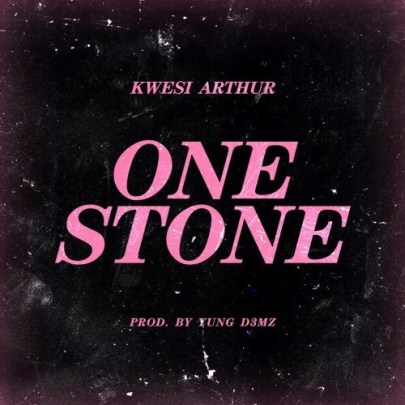 Kwesi-Arthur_One_Stone-Prod.by-Yung-D3mz-Musicfriagh.com